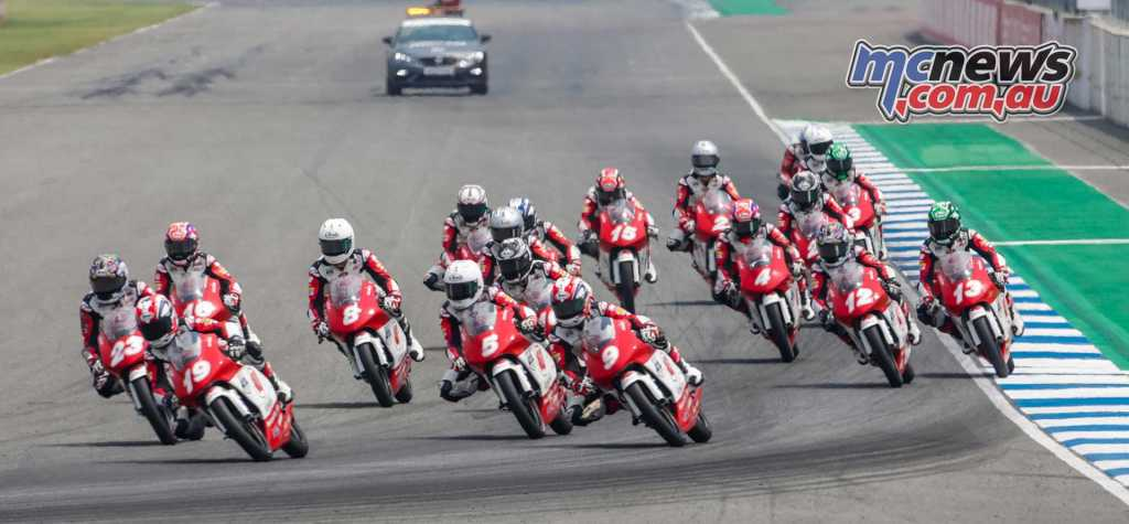 Asia Talent Cup 2018 - Round Two - Thailand