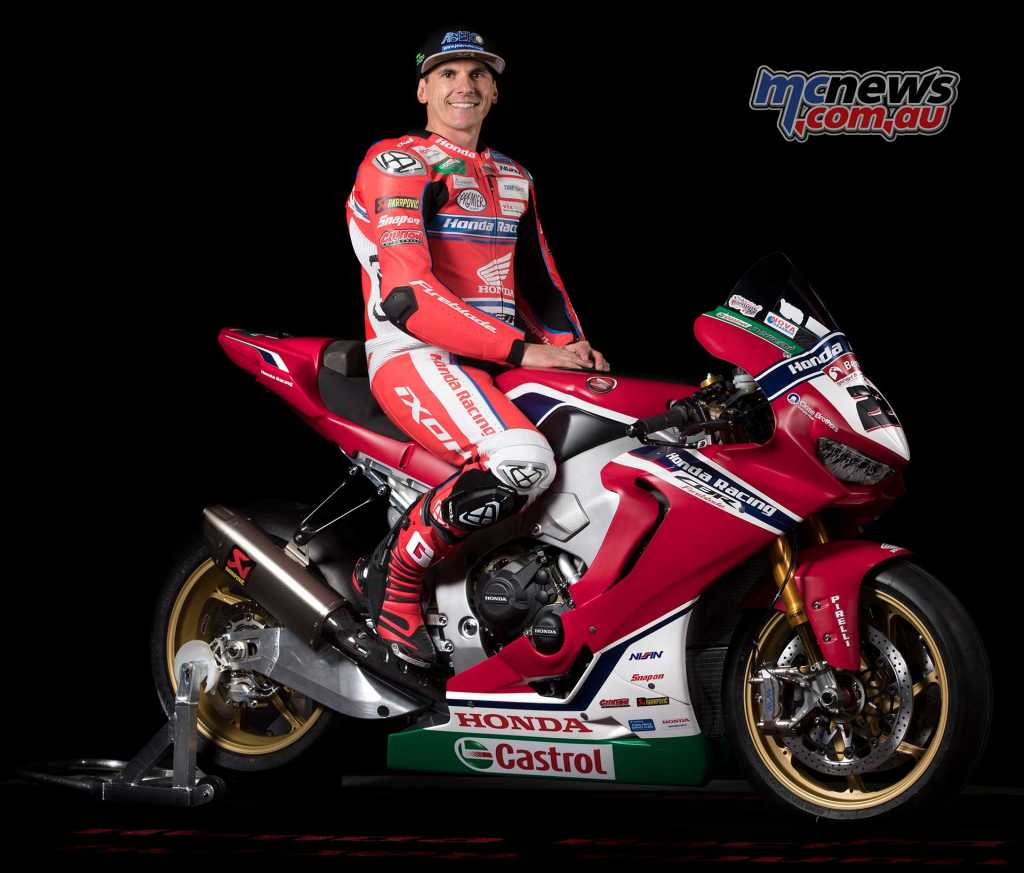 BSB Team Honda Racing 2018 Honda CBR1000RR Fireblade SP - Jason O'Halloran #22