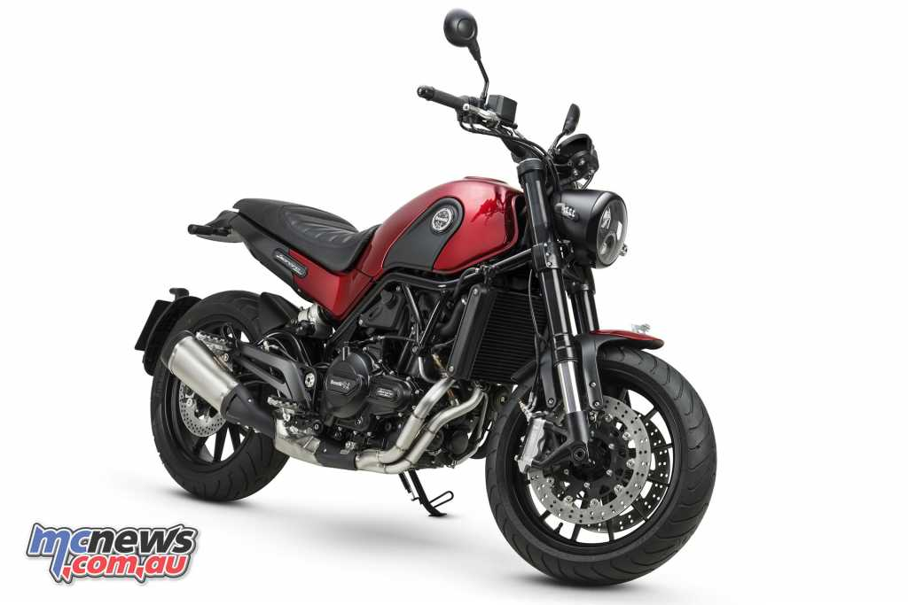 The 2018 Benelli Leoncino 500cc twin