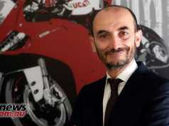 Claudio Domenicali, CEO of Ducati Motor Holding