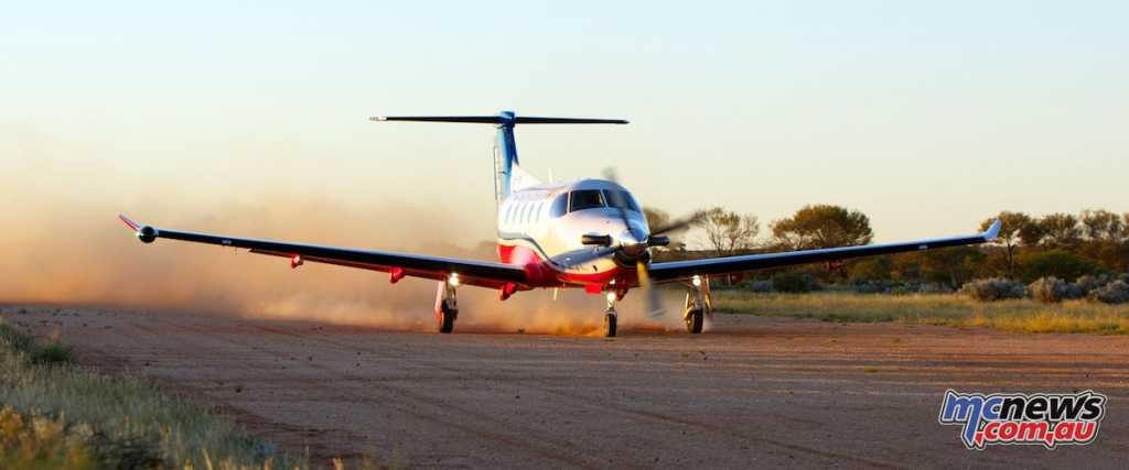 The Royal Flying Doctors Service helps more than 280,000 Australians each year