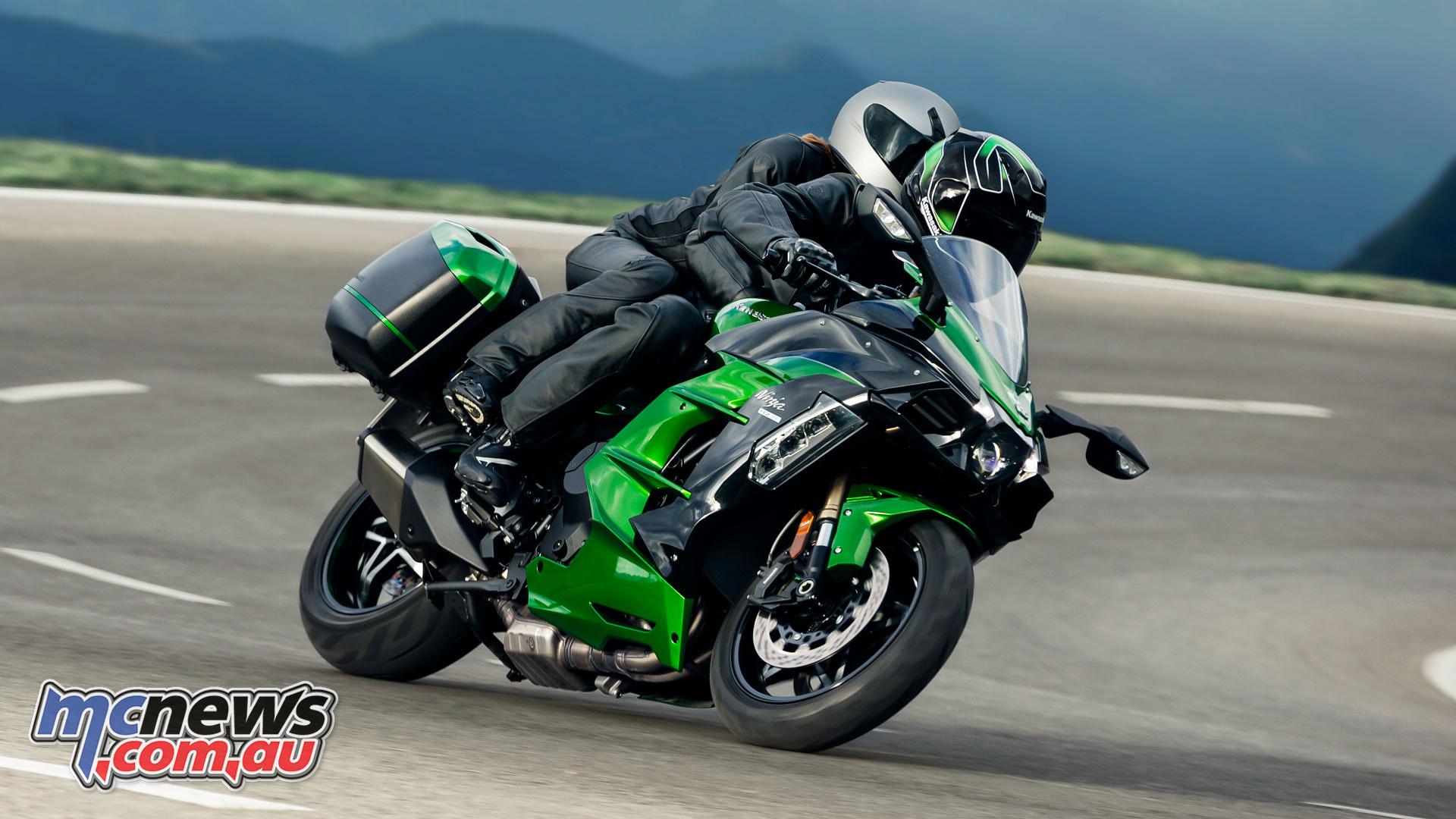 2018 Kawasaki Ninja H2 Sx Se Arrives 34999 Mcnewscomau