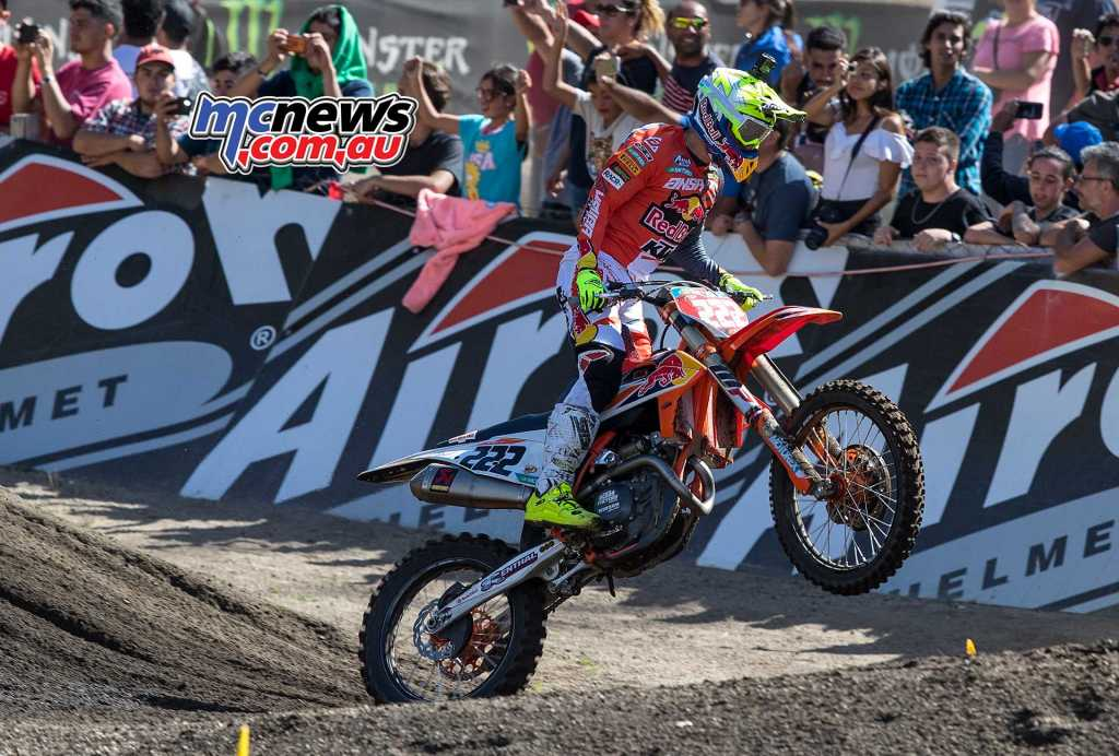 MXGP 2018 - Round One - Patagonia - Tony Cairoli