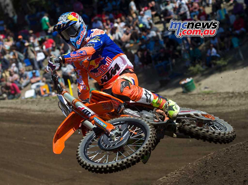 MXGP 2018 - Round One - Patagonia - Jeffrey Herlings