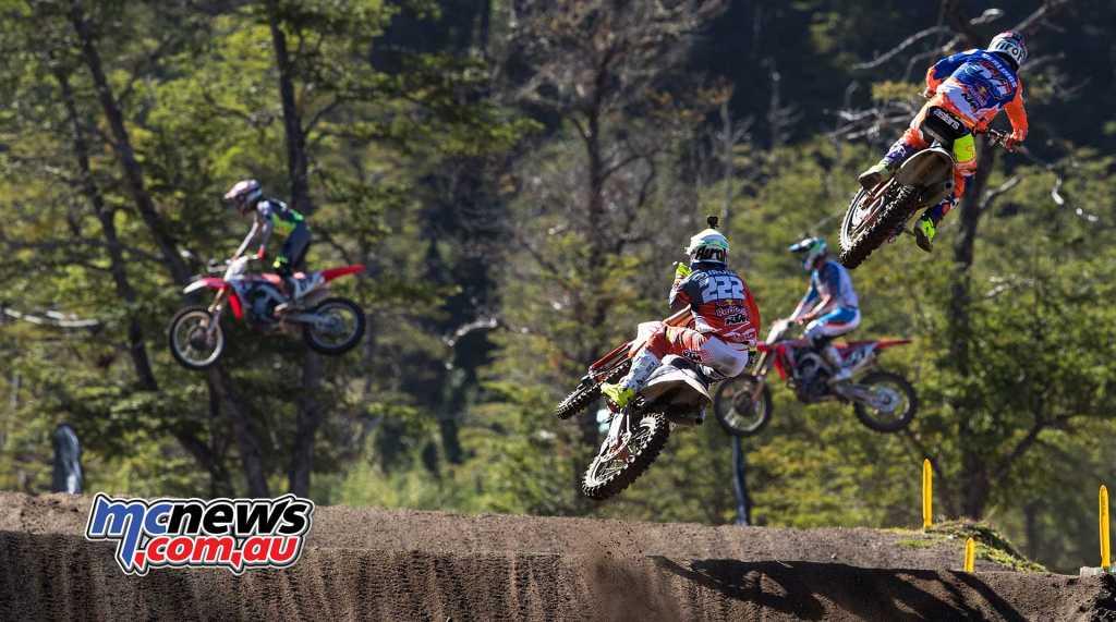 MXGP 2018 - Round One - Patagonia - Jeffrey Herling and Tony Cairoli