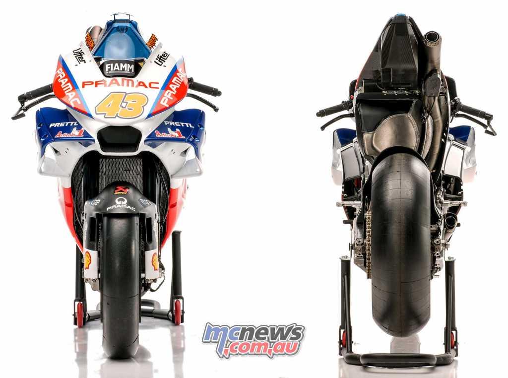 Alma Pramac Racing Ducati 2018