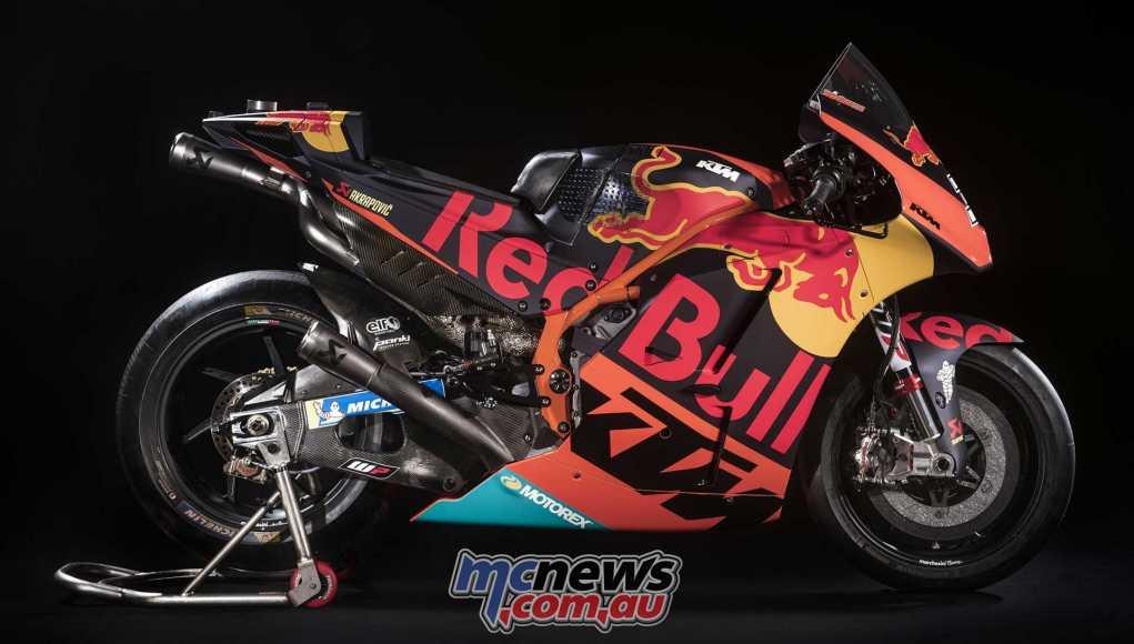 2018 KTM RC16 MotoGP