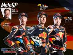 KTM ready for second year of MotoGP program
