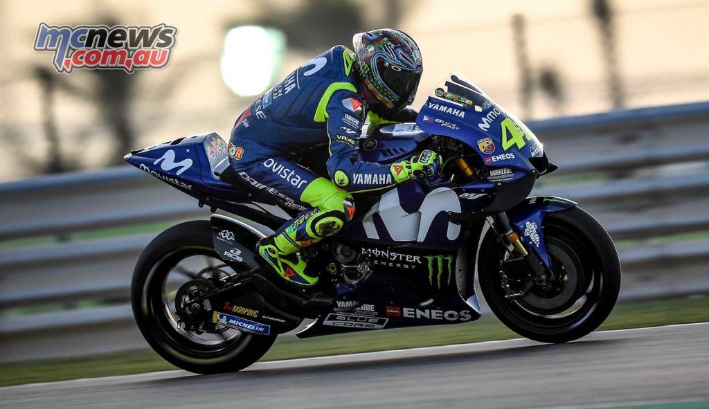 Valentino Rossi - #QatarTest 2018