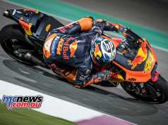 Pol Espargaro and KTM together until 2020