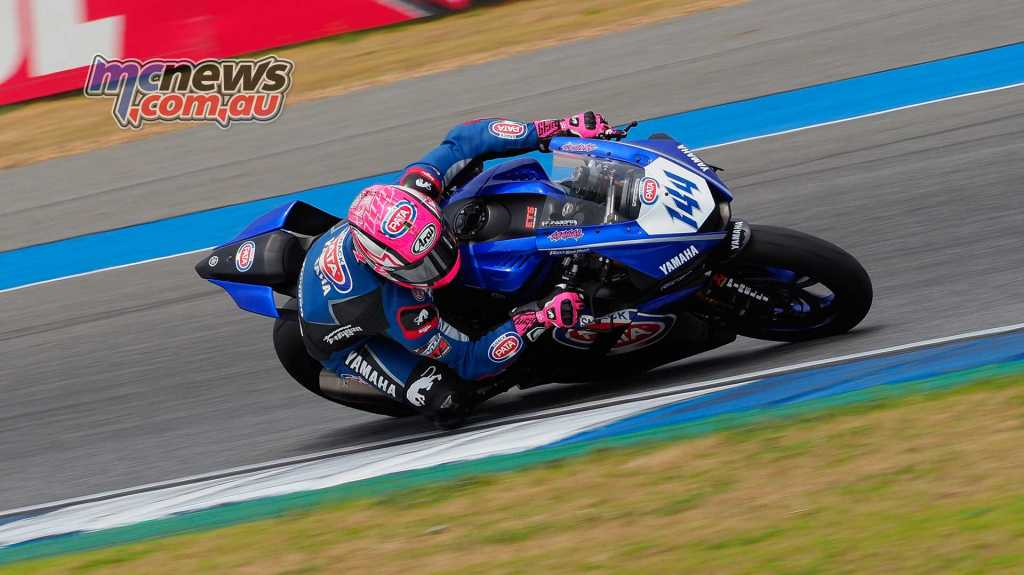 Lucas Mahias (GRT Yamaha Official WorldSSP Team)