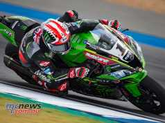 Jonathan Rea tops WorldSBK Day One in Thailand