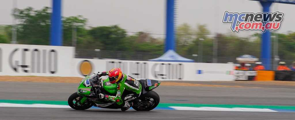 Thitipong Warokorn (CORE Kawasaki Thailand Racing Team)