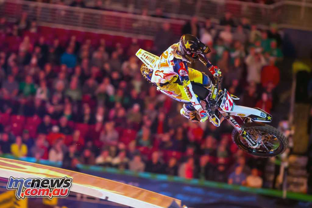 Jason Anderson - Image by Simon Cudby