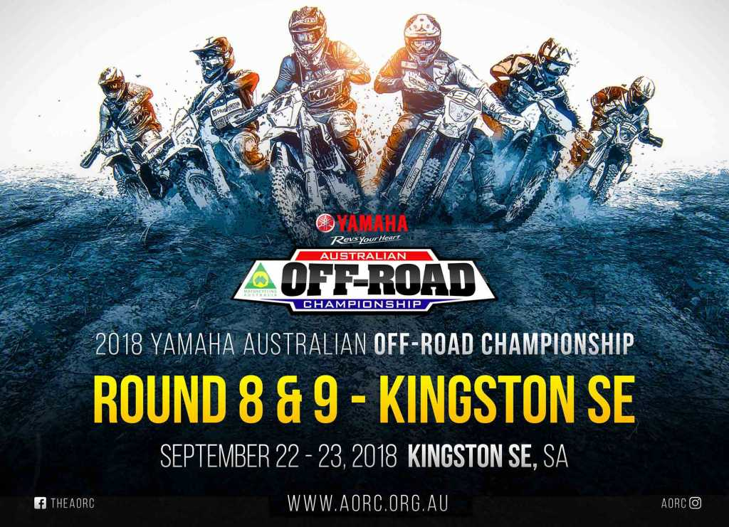 South Australian AORC Round heads to Kingston South East (SE)