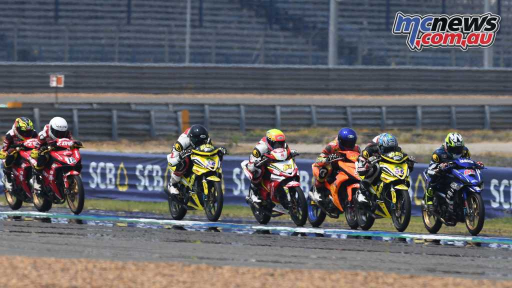 There was plenty of competition in the Underbone 150cc field - Image by TWMR Photo