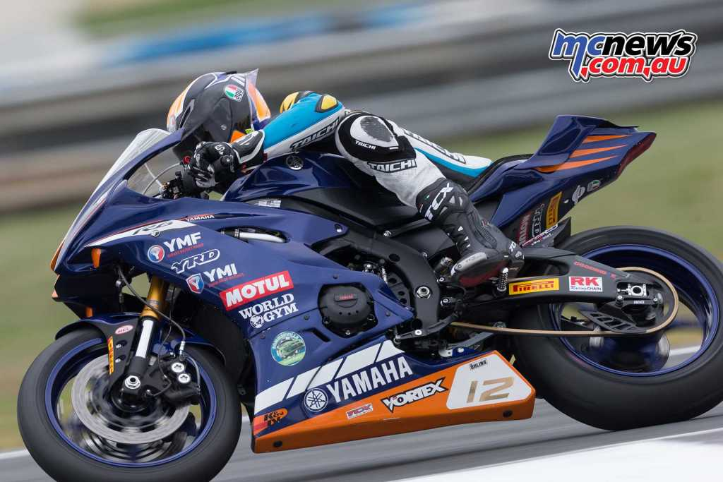 Broc Pearson - ASBK 2018 - Round Two - Wakefield Park - TBG Image