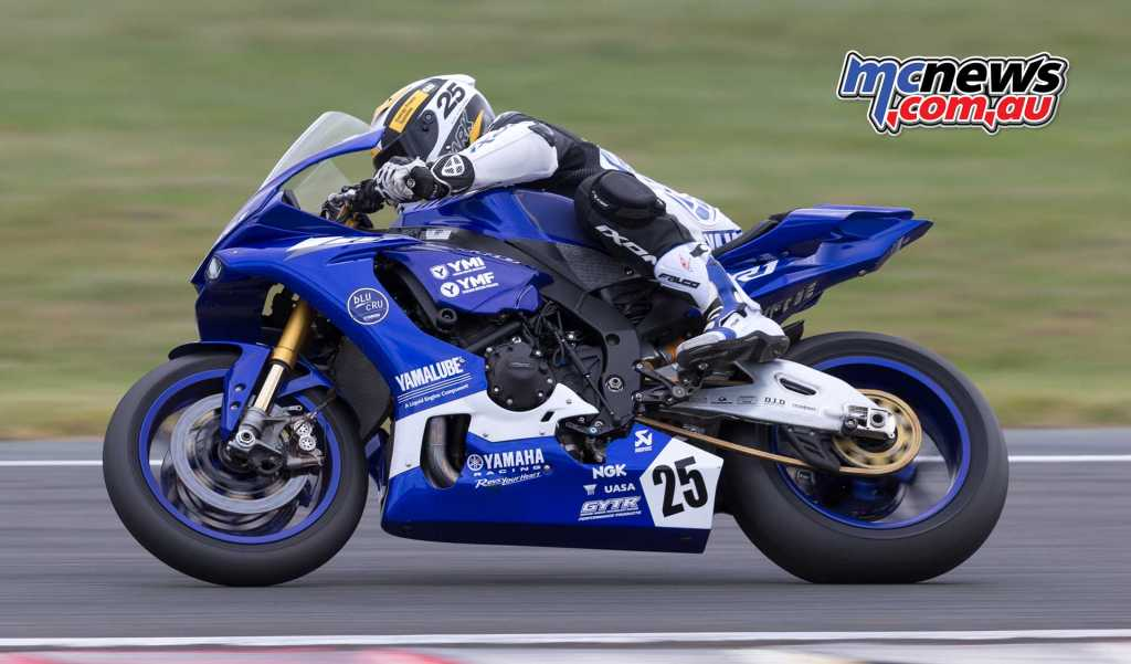 Daniel Falzon - ASBK 2018 - Round Two - Wakefield Park - Image by TBG