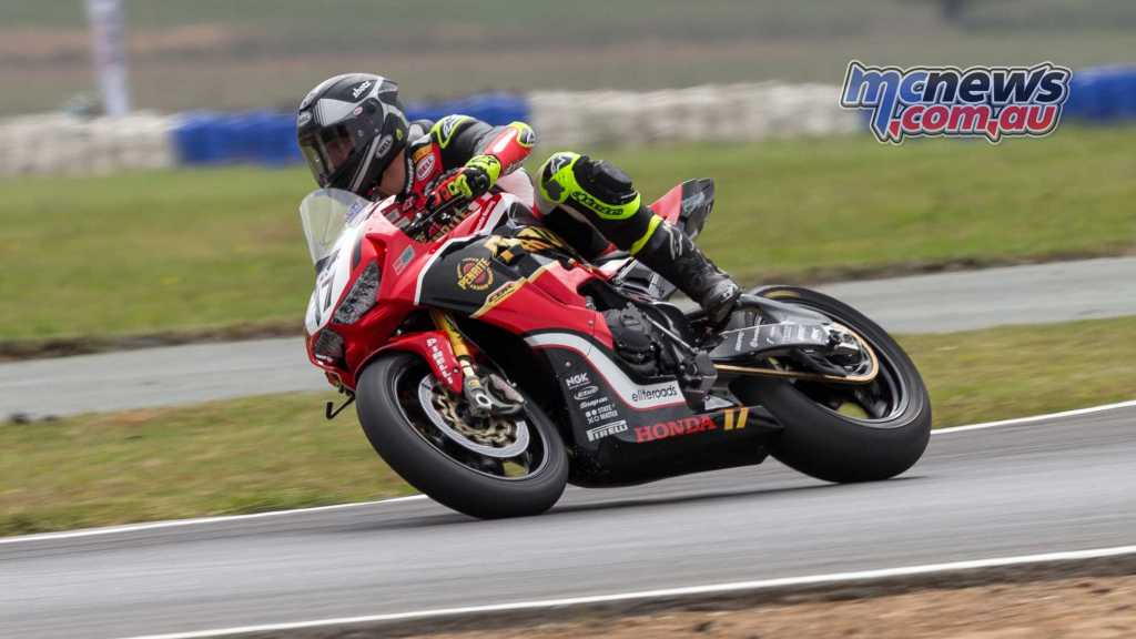 Troy Herfoss - ASBK 2018 - Round Two - Wakefield Park - Image by TBG