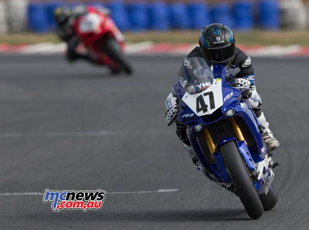 Wayne Maxwell - ASBK 2018 - Round Two - Wakefield Park - TBG Image