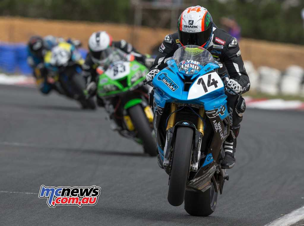 Racing at Round 3 at Tailem Bend is sure to be a belter - Image by TBG Sport