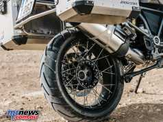 New Bridgestone Adventure Motorcycle Tyres | Battlax A41