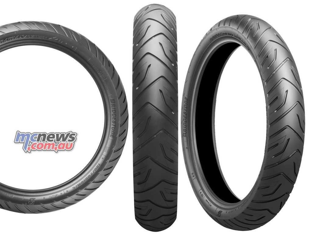 Bridgestone Battlax A41 Adventure Motorcycle Tyres