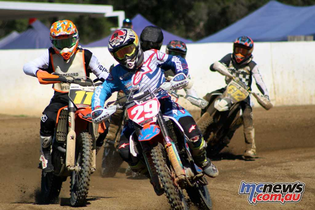 Kurri Kurri Junior Motor Cycle Club hosted the annual Casey Stoner Cup at the Loxford Park Raceway
