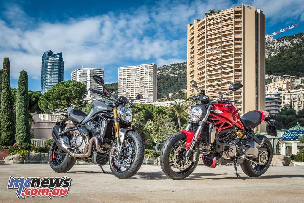 The Ducati Monster 1200 S