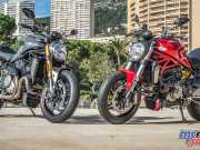 Ducati's Monsters celebrate 25 years of production in 2018