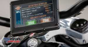 Harley-Davidson set to charge into the future with Alta Motors investment - Harley-Davidson Livewire prototype pictured