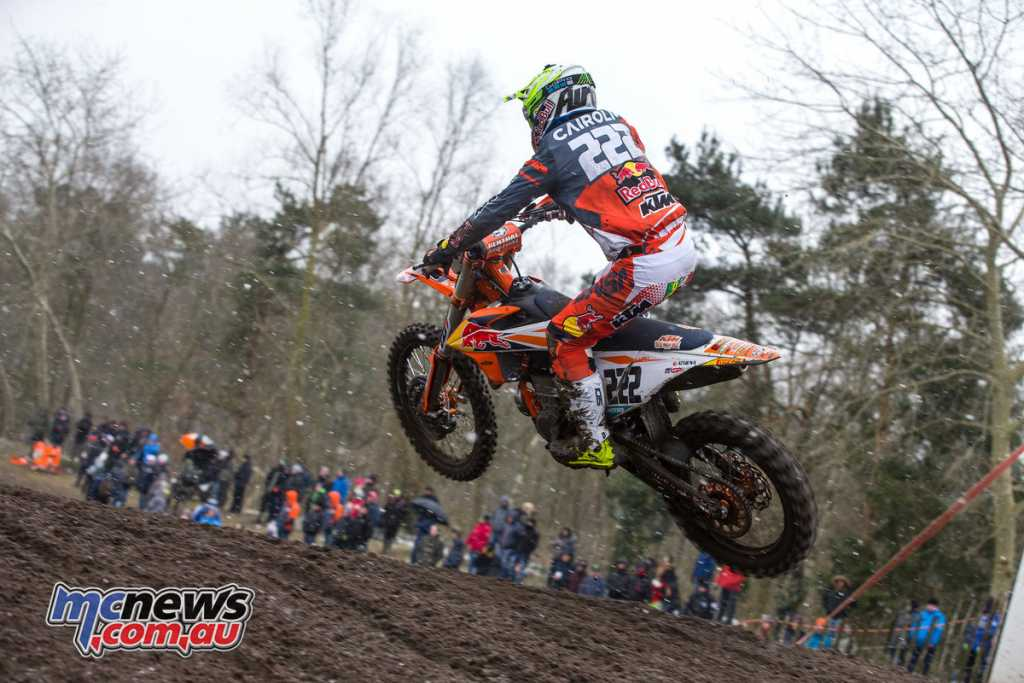 Antonio Cairoli - Image by Ray Archer