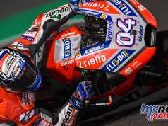 Andrea Dovizioso kicks off 2018 on a high