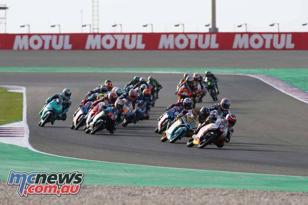 Moto3 2018 - Qatar