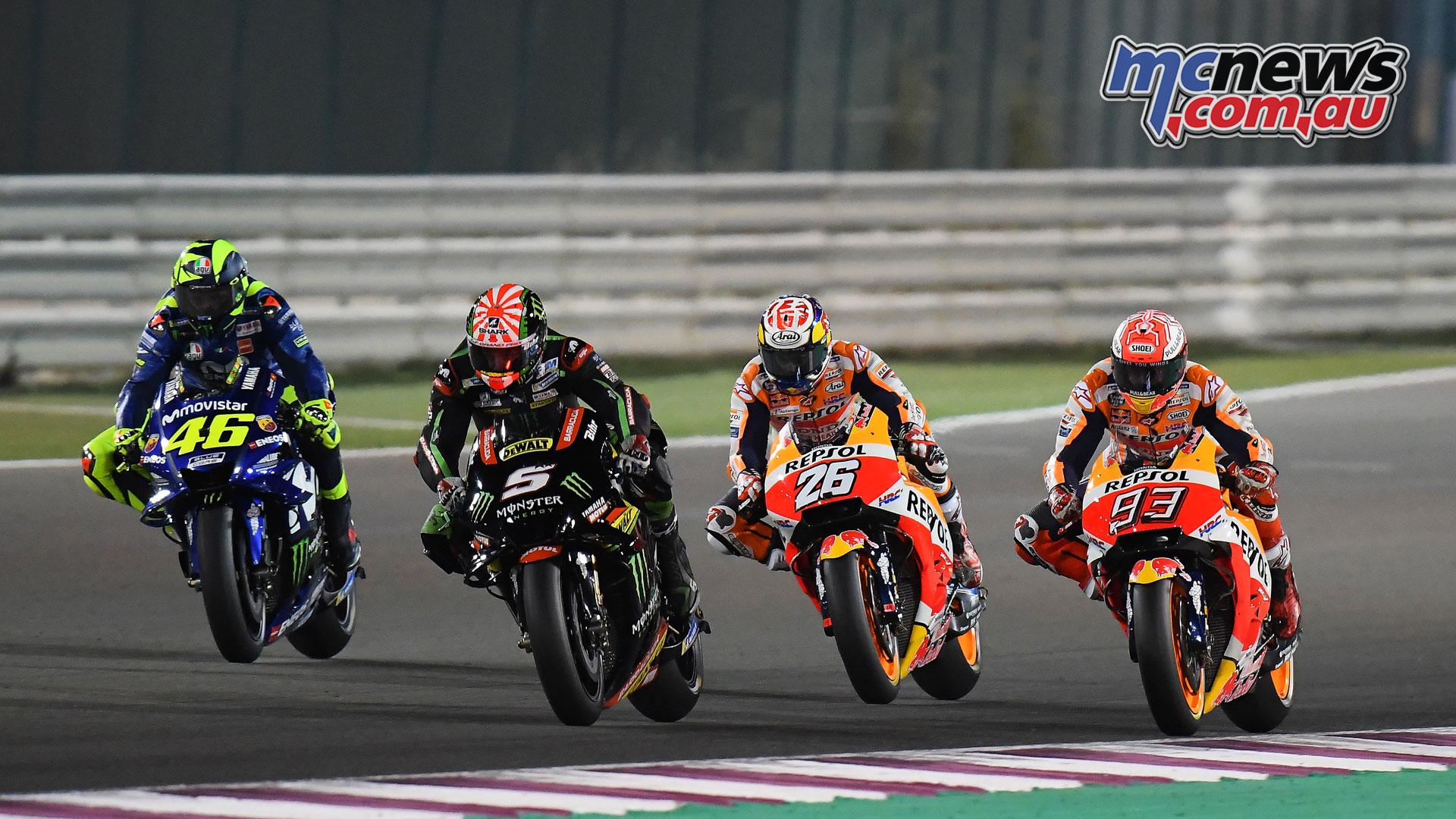 Boris recaps the Qatar MotoGP as only he can... | MCNews.com.au