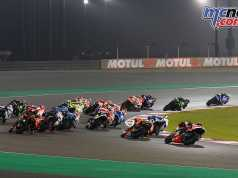 MotoGP commences the 2018 season at Qatar