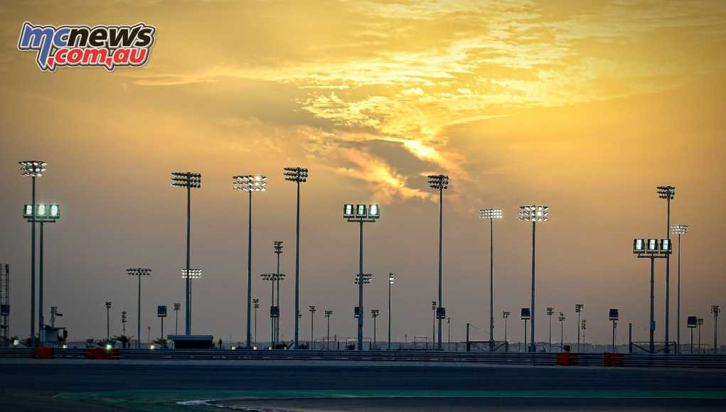 This year's round will see afternoon testing at Qatar