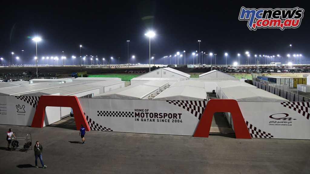MotoGP returns to Qatar