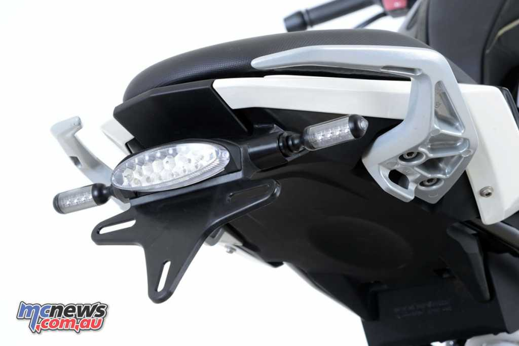 R&G Tail Tidy BMW G 310 R '17-onward, Part Numbers: LP0226BK; RRP $149.95