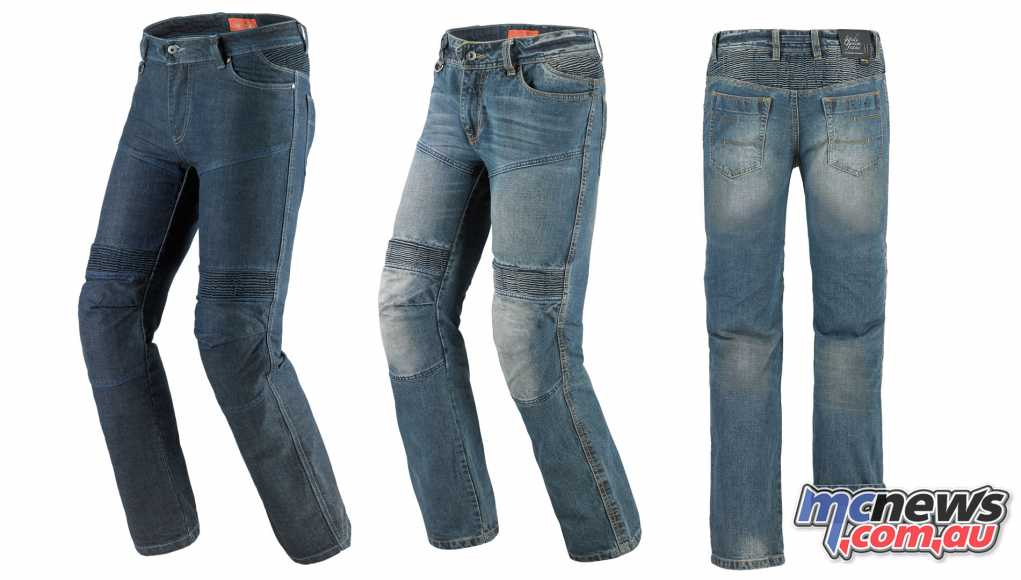 Spidi J & Racing Jeans are available now for $299.95 RRP