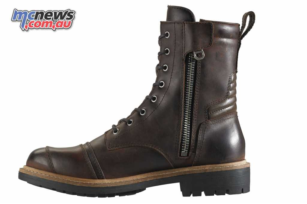 Full grain cow leather construction ensures a great wearing boot which breathes well