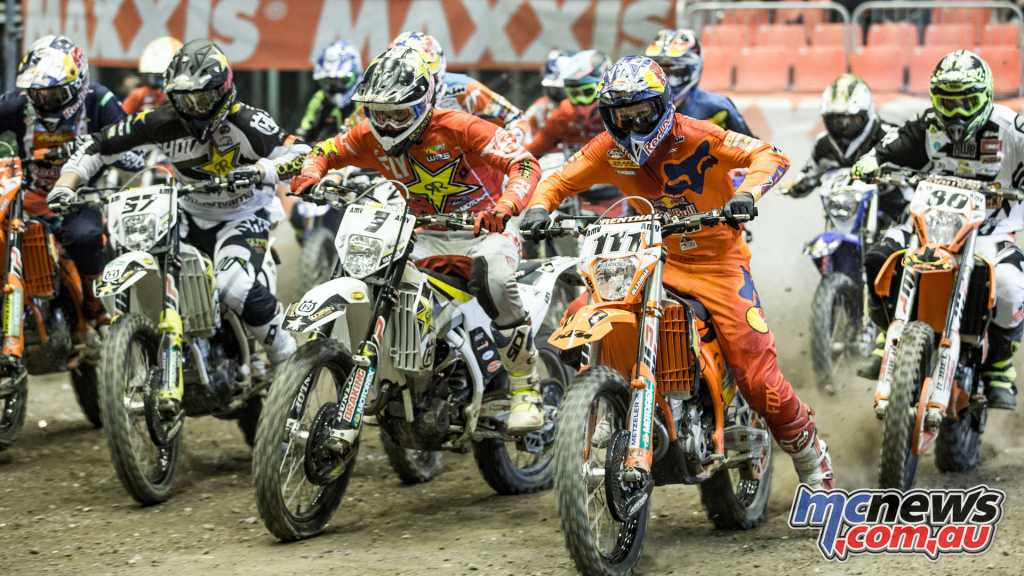 KTM proved the force to beat at SuperEnduro Round 4
