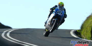 Suter to compete with the MMX500 two-stroke V4 at this years IoM TT
