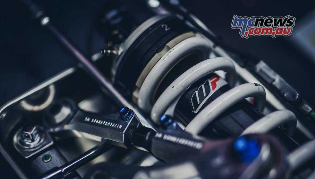 KTM Australia to distribute WP Suspension