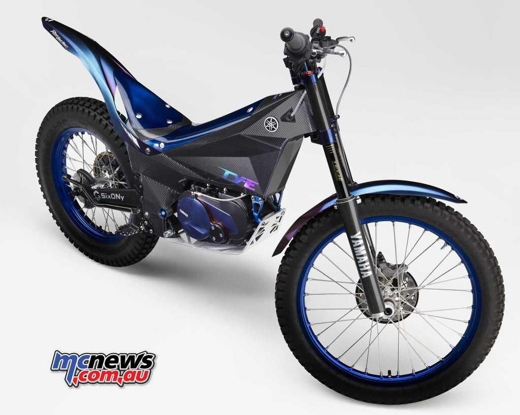 Yamaha TY-E