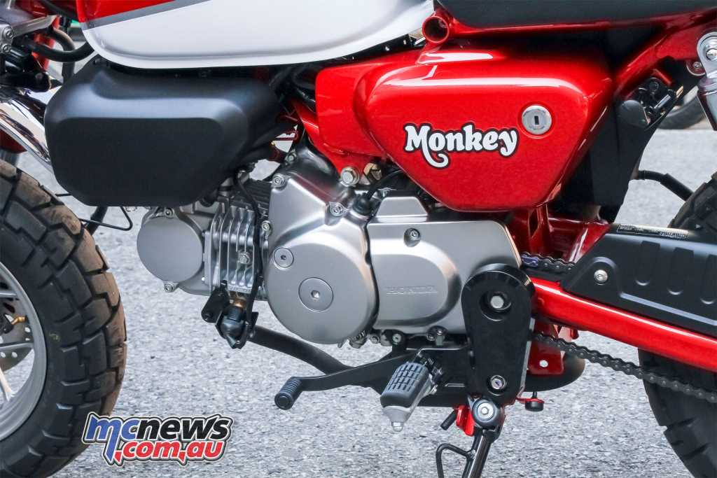 The Honda Monkey returns with a 125cc powerplant