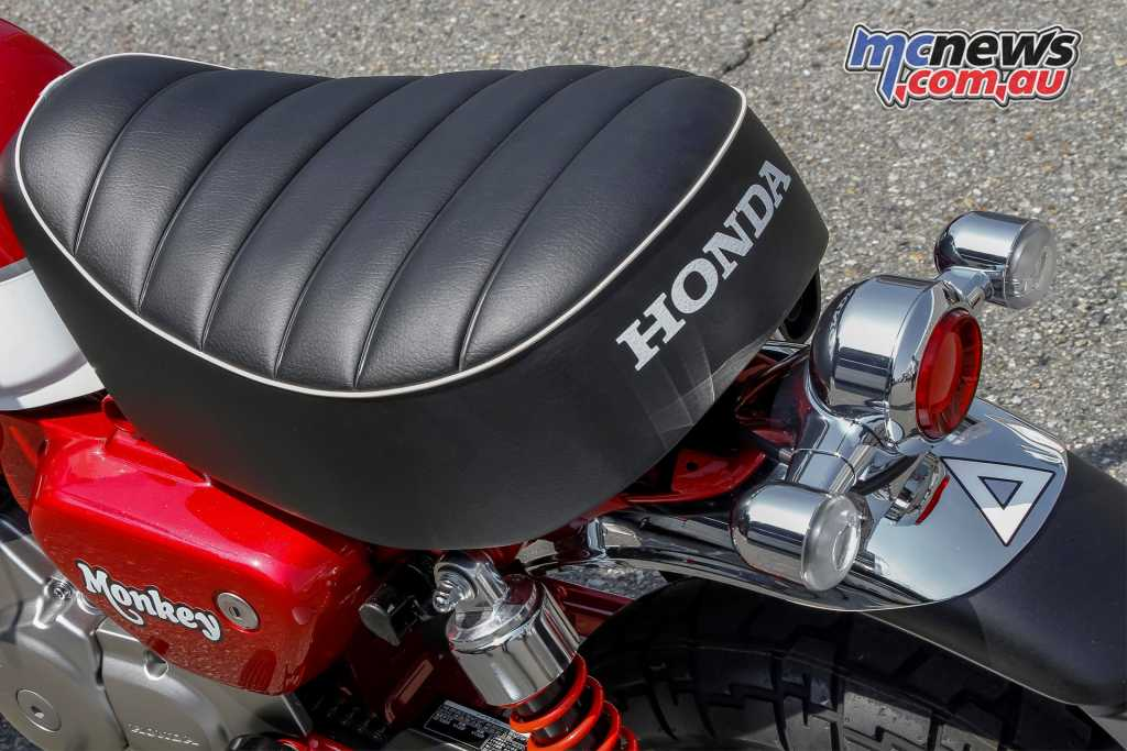 Seat height is 775mm and designed for comfort