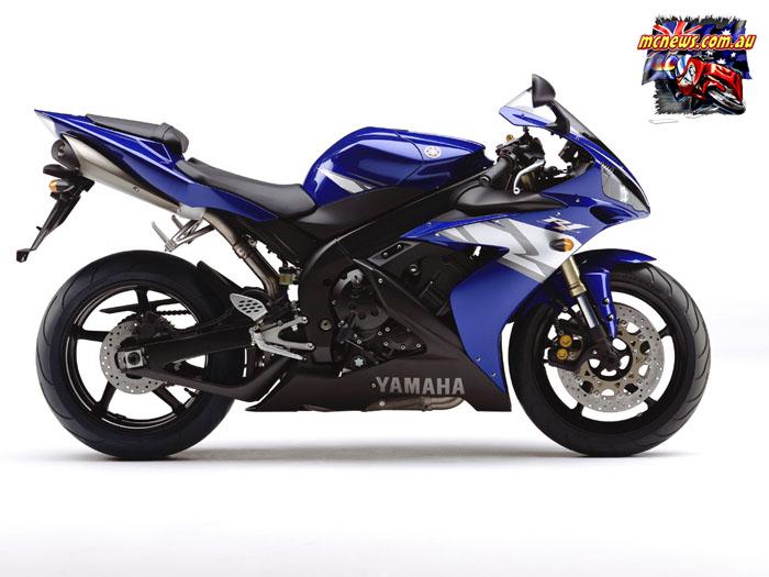 2004 Yamaha YZF-R1