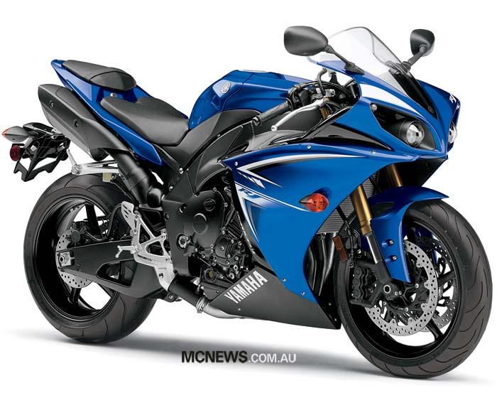 2009 Yamaha YZF-R1 SP