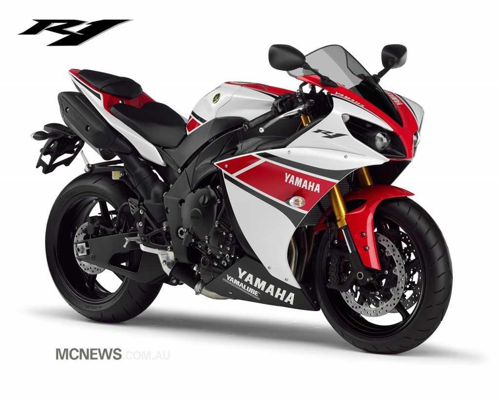 2012 Yamaha YZF-R1 SP